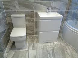 grey and white bathroom tiles grey stone effect floor and wall tiles with white bathroom suite grey white kitchen floor tiles