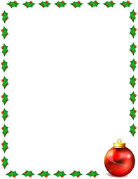 Letter Borders For Word Microsoft Christmas Clip Art Free Printable Borders For Word Free