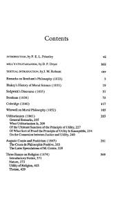the collected works of john stuart mill volume x essays on original table of contents or first page