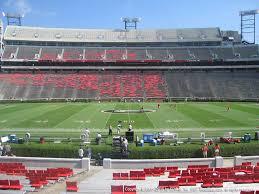 Sanford Stadium View From Lower Level 131 Vivid Seats