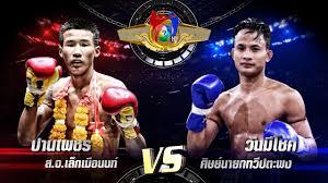 ถ่ายทอดสดมวยไทย7สี ปานเพชร ส.จ.เล็กเมืองนนท์ vs วันมีโชค ศิษย์นายกทวีปตะพง  4 ต.ค.63 - YouTube
