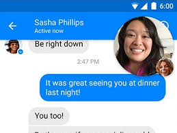 Facebook Video Chart Video Chat Heads Coming To Facebook Messenger Adweek