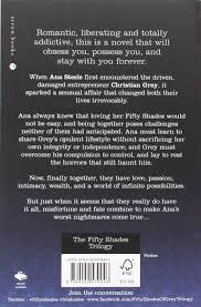 fifty shades trilogy boxed set amazon co uk e l james fifty shades trilogy boxed set amazon co uk e l james 9780099580577 books