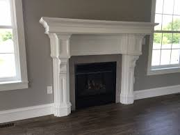 learn step by step how to build this fireplace mantel 103