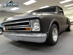 All Chevy 96 chevy : 1968 Chevrolet C10 | Gateway Classic Cars | 96-DET