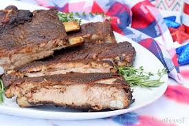 i love grilling out in the summer and these chipotle dry rub ribs are the best