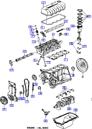 i need a exploded view of a 95 saturn 1