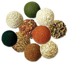 Decorative Balls For Bowl Nz Impressive Decorative Balls For Bowls Pkg Of Dried Natural Botanical Decorative