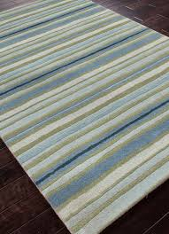 low jaipur rugs rug101064 hand tufted stripe navy blue striped area rug