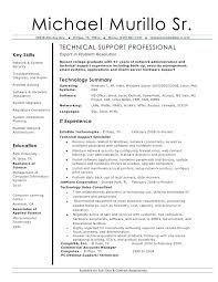 Desktop Support Specialist Resume Desktop Support Resume Format Magnificent Desktop Support Resume