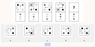 Sequence Pattern Mesmerizing Pattern Determine The Next Image In The Sequence Puzzling Stack