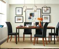 pendant light height above dining table lights over india copper
