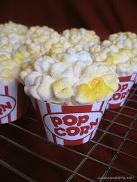 cool cupcakes. Plain Cupcakes Popcorn Cupcakes I Thought These Were Really Cool Party With Cool Cupcakes
