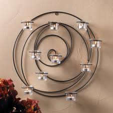 for candle wall sconces at bargain bunch for popular property tealight wall decor ideas