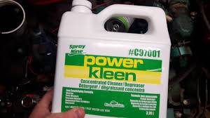 Power Kleen By Spray Nine