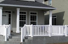 beautiful concrete patio railing ideas