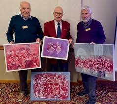 Speaker George Finley - My Life, My Art - Kilrymont St. Andrews ...