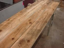 reclaimed wood countertop cool smakawy com inside how to finish a remodel 26