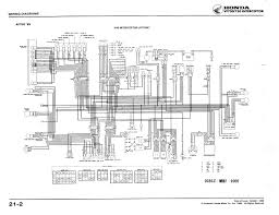 wiring diagrams vf750f 84