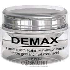 demax peeling gel for body