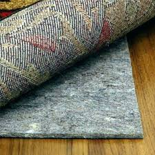 felt rug pad felt rug felt rug pads padding under your carpets home design and furnishings