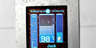 watermark designs luxury shower system