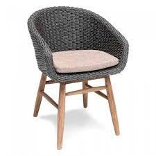 charly garden armchair with cushion