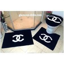 black bathroom rug set black cc bathroom rug set glamour dolls black 3 piece bathroom rug