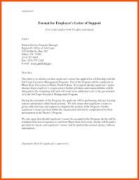 Business Letter Format Attachment Program Format