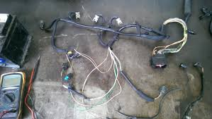 wiring looms mick johns garage services wiring loom repair 2 wiring loom repair 1