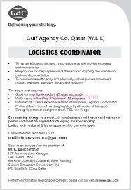 Logistics Job Description Resume Assistant Resume Logistics Coordinator Objective Market Sevte 3