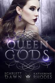 Queen of Gods by Scarlett Dawn & Katherine Rhodes (Vampire Crown, #1)    Fantasy books to read, Paranormal romance books, Book club books