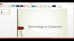 Powerpoint Tutorial Design Title Page Slides 1 Of 3
