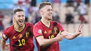 ยูโร 2020 : ภาพชุด เบลเยียม เฉือนชนะ โปรตุเกส 1-0 ฟุตบอล ยูโร 2020