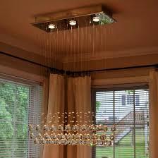 Louvra 40w Kristall Deckenleuchte Modern Pendelleuchte Luxury Decken