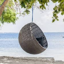hanging chair. Alexander Rose Monte Carlo Hanging Chair