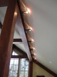 track lighting solutions. Wonderful Solutions Enlightenment Interior Lighting For A Timber Frame Home Intended Track Solutions E