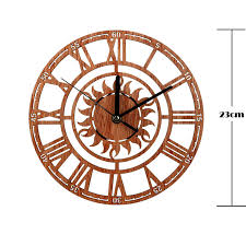 <b>Настенные часы</b> для дома, кухни, бесшумные часы в ретро ...