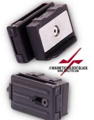 Magnetic Magazine Holder JR MAGAZINE POUCH WITH MAGNET HOLDER JR HOLSTER International 75
