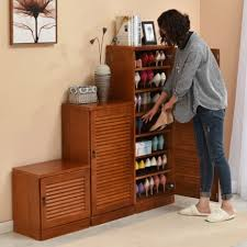 Furniture for shoes Small Shoe Cabinets Shoe Rack Home Furniture Solid Wood Chaussure Rangement Schoenen Rek Shoes Organizers Guardar Zapatos Shoe Shelf Aliexpress Shoe Cabinets Shoe Rack Home Furniture Solid Wood Chaussure