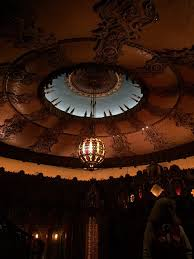 photo of the fox theatre saint louis mo united states ceiling littered