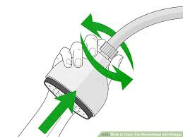 image titled clean the showerhead with vinegar step 9