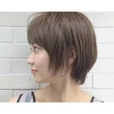 顔が大きくでかく見える髪型7選と理由顔を小さく見せる髪型ヘア