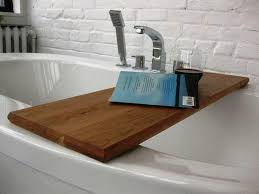 image of bathtub table