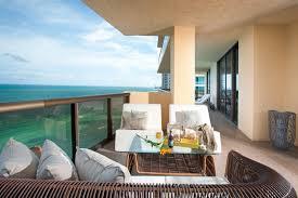 balcony furniture miami. dkor interiors interior designers miami modern sophisticated getaway modernbalcony balcony furniture l