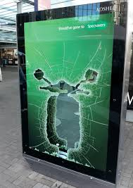 specsavers outdoor advert by smart scooter ads of the world acirc cent  specsavers outdoor ad scooter