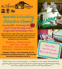 kid spanish cooking classes