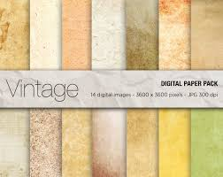 Download Paper Vintage Digital Paper Seamless Vintage Background Scrapbook Papers Instant Download Old Paper Vintage Scrapbook Paper Vintage Paper