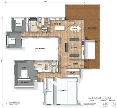 u shaped home designs best u shaped house plans ideas on 5 bedroom house plans house