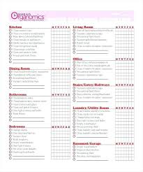Software Inspection Checklist Template Electrical Excel Checklists